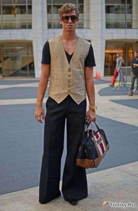 Дивні модники. Частина 2 (51 фото)