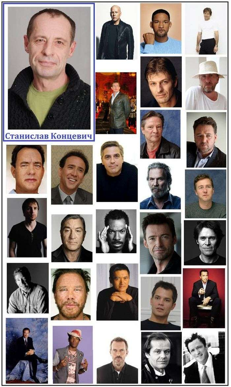 Люди, які дублюють відомих акторів (7 фото)