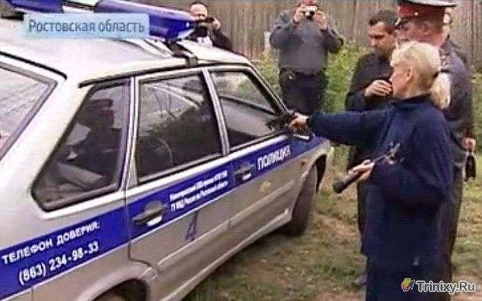 Група злочинців, яка жорстоко вбивала поліцейських, була затримана (4 фото + відео)