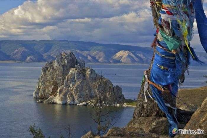 Загадки і таємниці озера Байкал (15 фото)