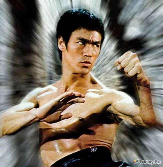 Брюс Лі: людина-легенда (11 фото)