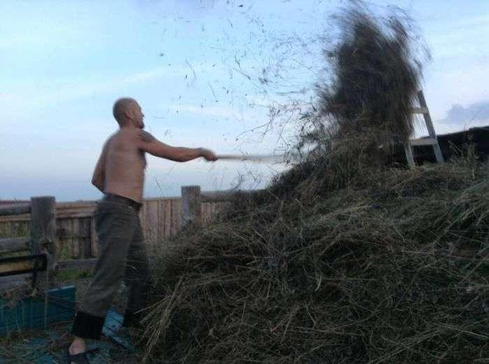 Дауншифтери з російської глибинки (30 фото)