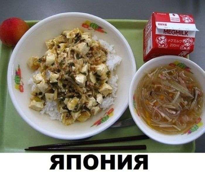 Традиційна їжа в різних країнах світу (9 фото)
