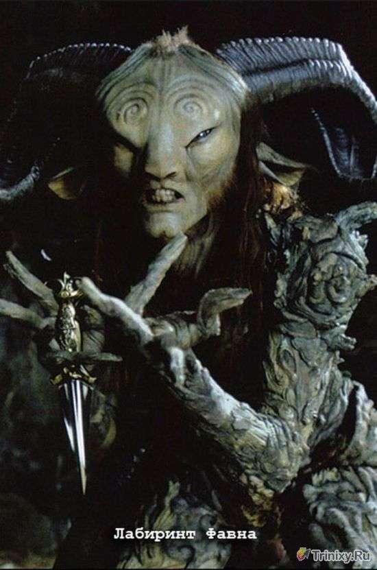 Даг Джонс - незвичайний актор з фільмів жахів (25 фото)