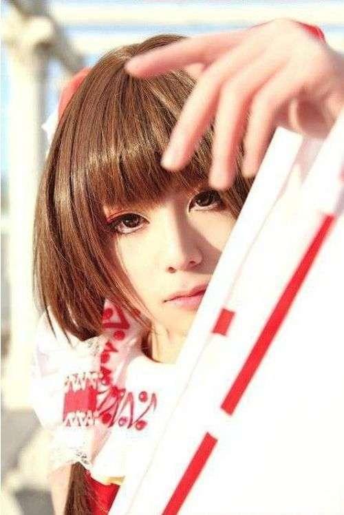 Японський косплей без макіяжу (4 фото)