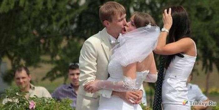 Найогидніші поцілунки (30 фото)