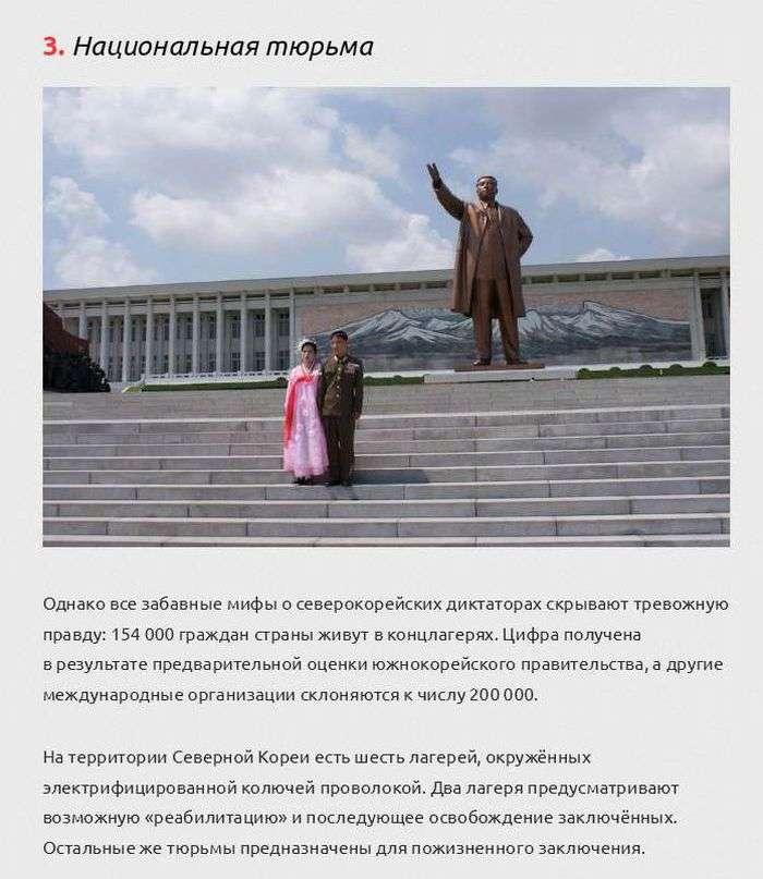 5 фактів про життя в Північній Кореї (10 фото)