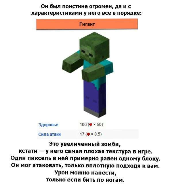 Цікаво про гру Minecraft (10 картинок)