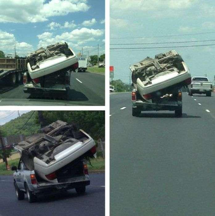 Божевільні вантажоперевезення (30 фото)