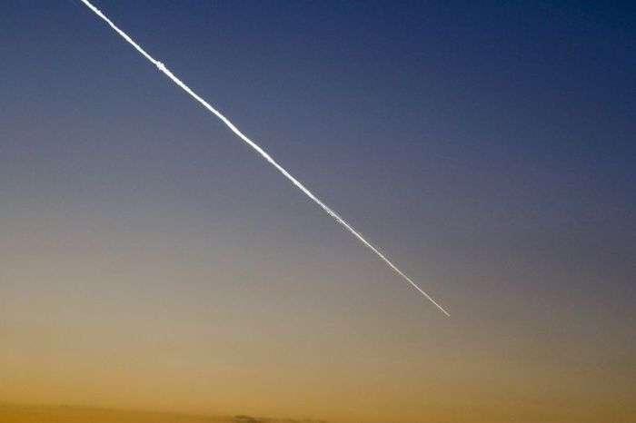 Метеорит над Владивостоком виявився частиною ракети Зеніт (7 фото + відео)