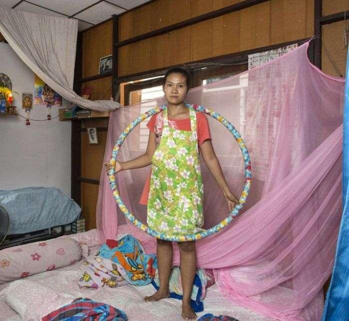 Жіночі спальні в різних країнах світу (37 фото)