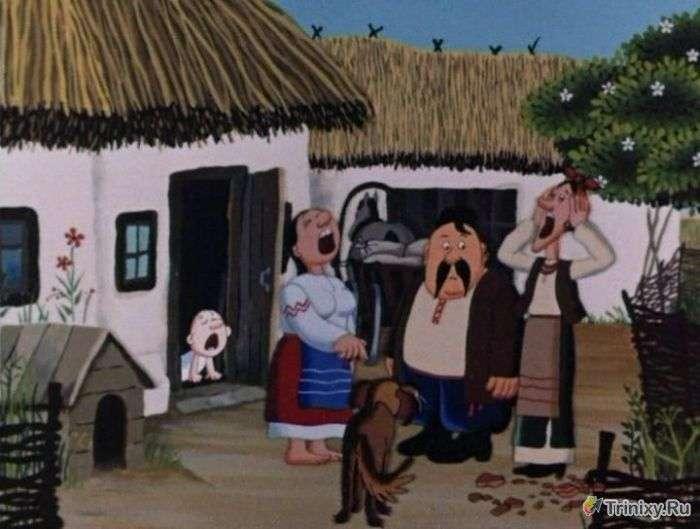 ТОП-5 радянських мультфільмів, які популярні за кордоном (13 фото)