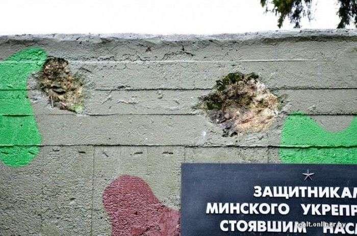 Лінія Сталіна - унікальний музей в Білорусі (97 фото + 2 відео)