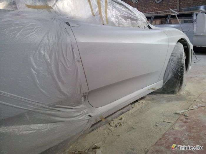 Круте перевтілення вживаного купе Peugeot 406 (34 фото)