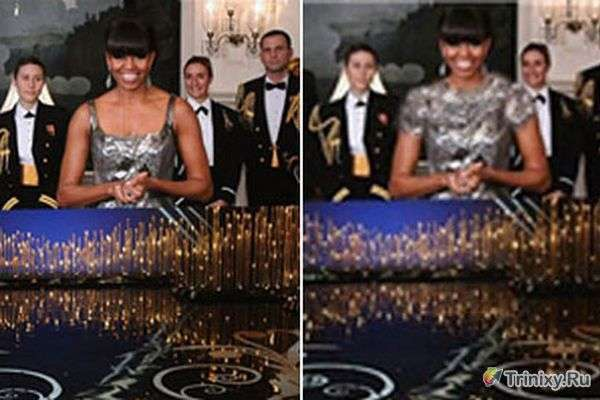 Фэйлы знаменитих людей з-за фотошопу (19 фото)