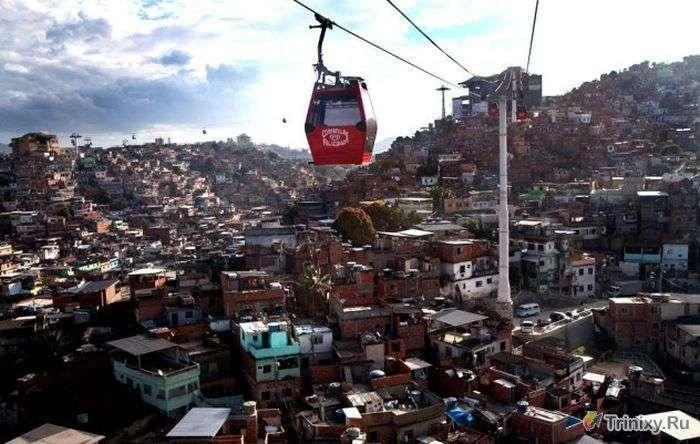 ТОП-10 місць в світі, де б ви не захотіли жити (10 фото)