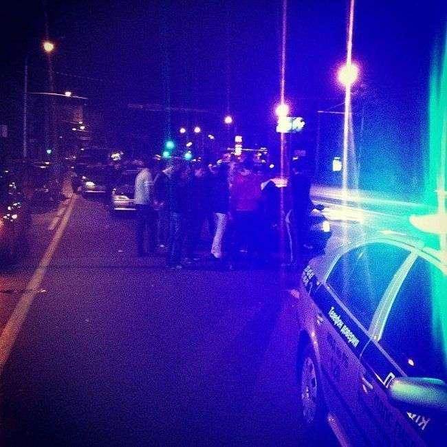 Гості з південних республік напали на таксиста і влаштували погоню (2 фото + 2 відео)