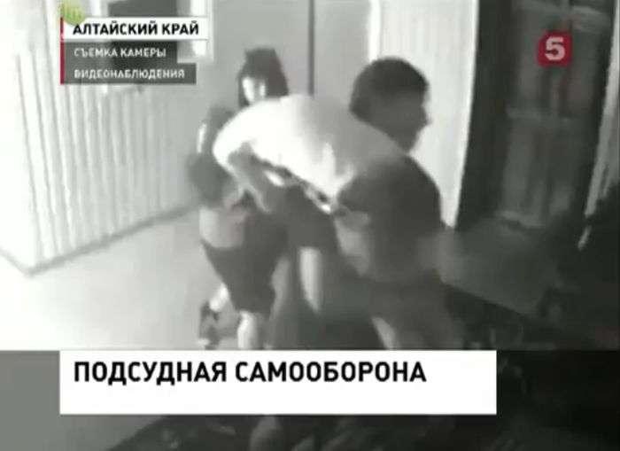 Самооборона чи навмисне вбивство? Дівчина вбила гвалтівника (3 фото + відео)