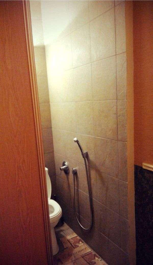Квартира з таємним туалетом (3 фото)