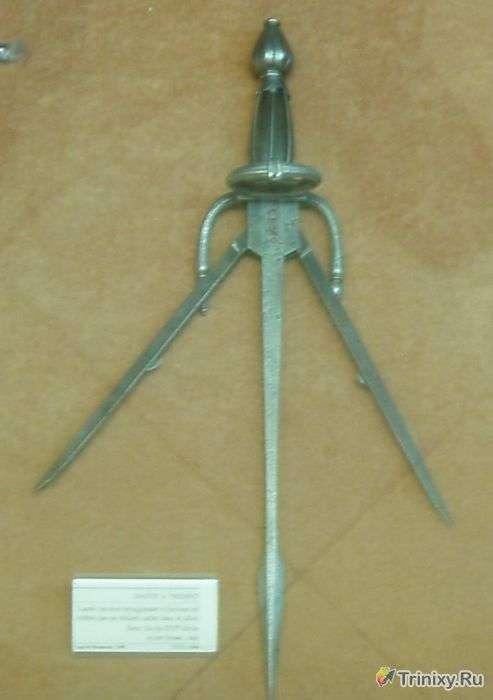 Незвичайні види середньовічної зброї (17 фото)