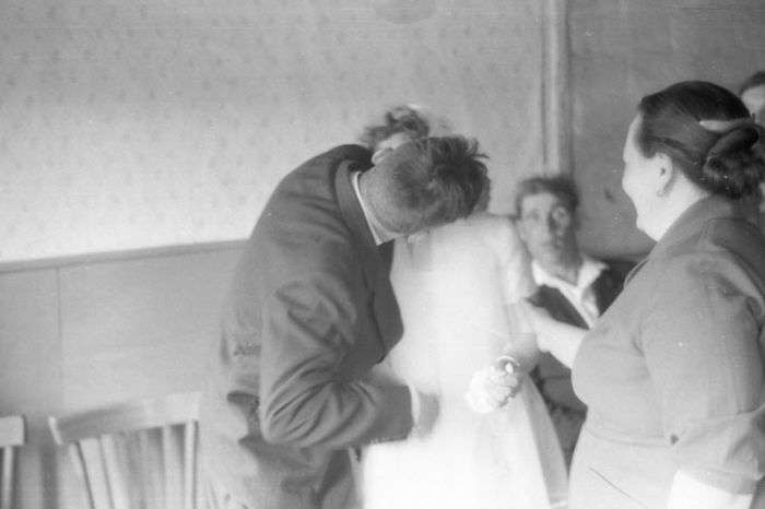 Сільське весілля 1964 року в Рязанській області (56 фото)