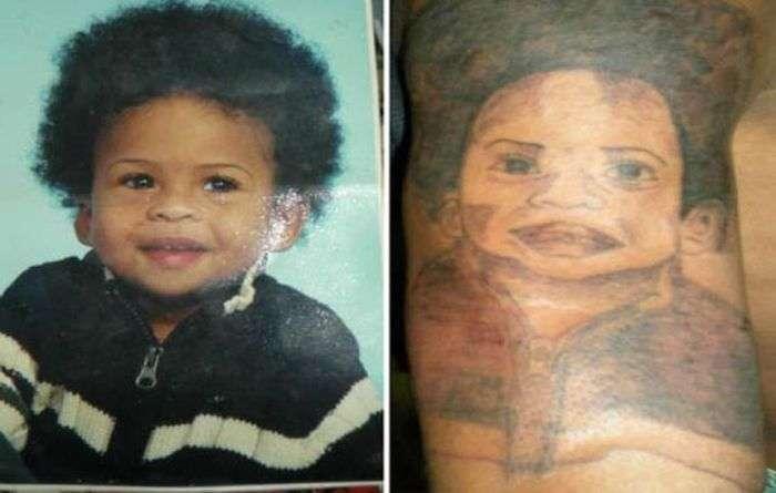 Провальні татуювання (31 фото)