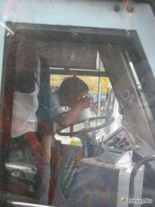 Автолюбителі і їх транспорт (87 фото)