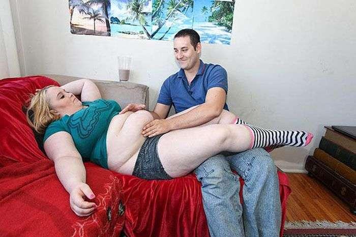Незвичайний фетиш молодої сімейної пари (16 фото)
