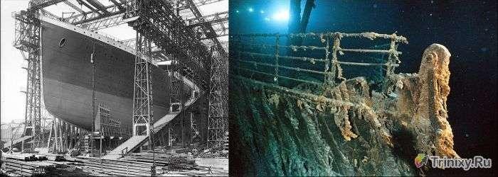 Занурення до затонулого Титаніка (42 фото)