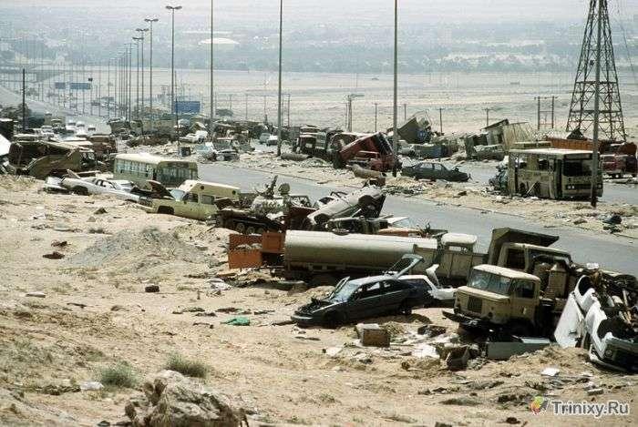 Військові операції США і їх наслідки за останні 30 років (10 фото)