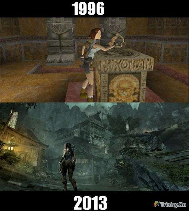 Як змінилися гри з нашого дитинства (9 фото)