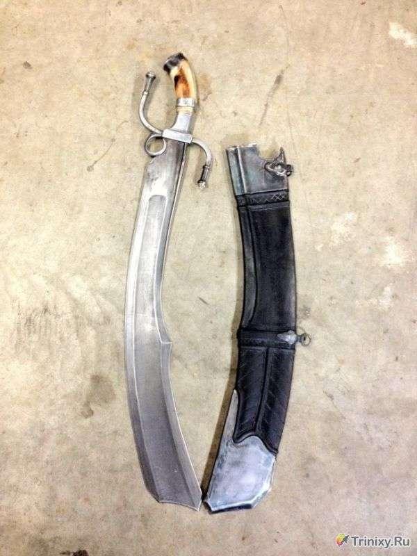 Зброя для зомбі-апокаліпсису. Частина 2 (58 фото)