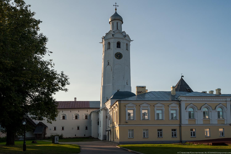 Новгород. Кремль. Часть 2 кремль