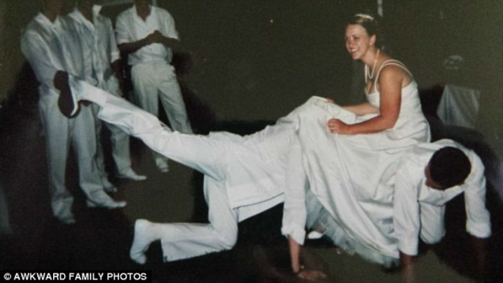 Свадебные фотографии, от которых становится действительно горько