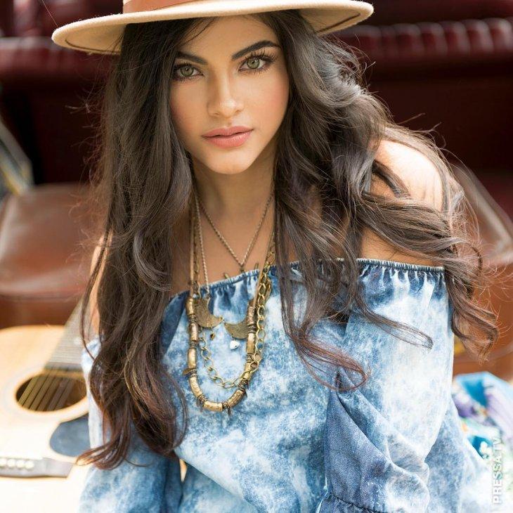Ее фотографии украшали мексиканский Playboy фотография
