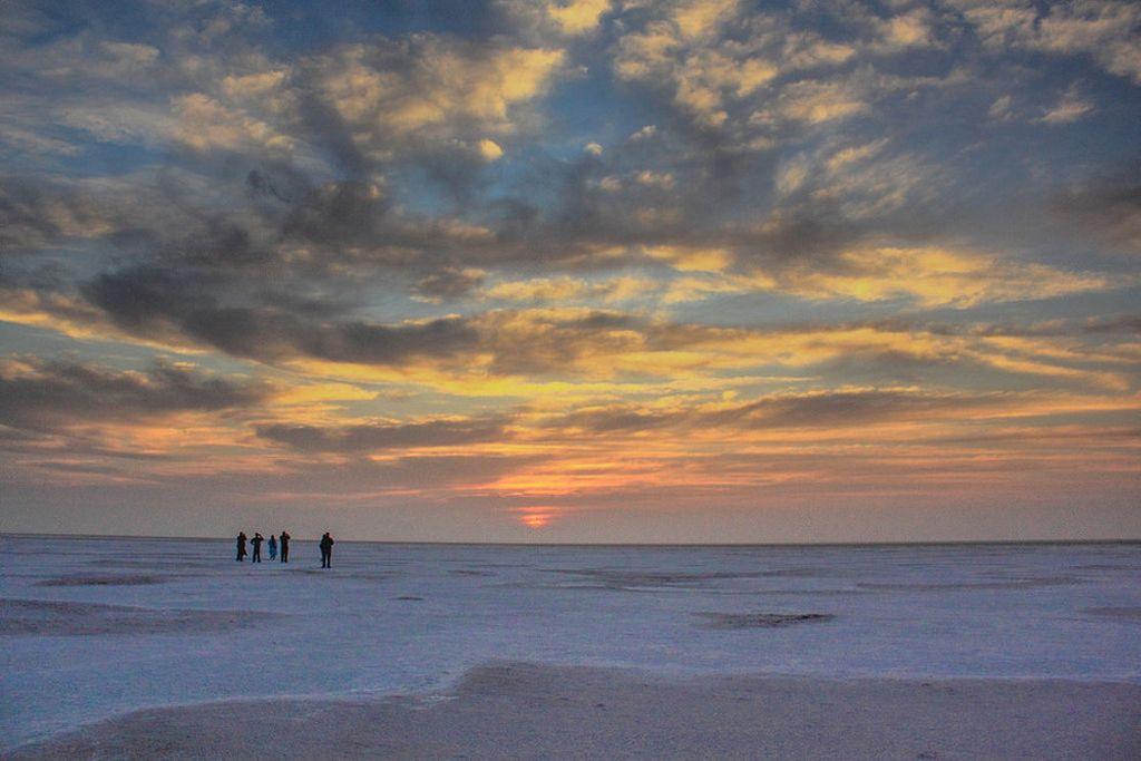 Удивительные фотографии из мест, куда добираются немногие туристы