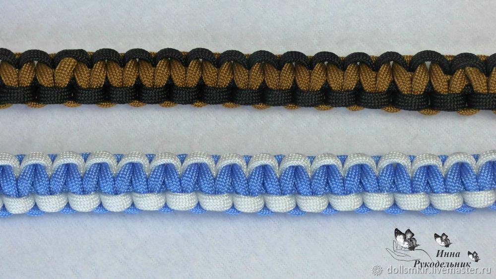 Плетём пояс из шнурков своими руками плетение из шнурков