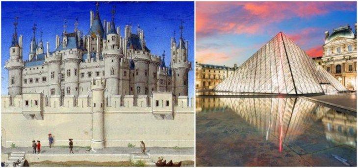 Как средневековый замок превратился в один из самых известных художественных музеев мира